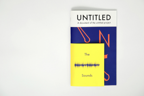 The Untitled Project Journal