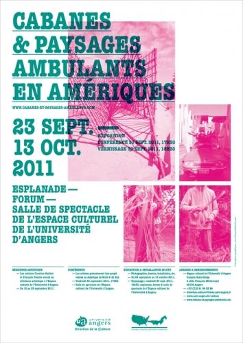 CABANES & PAYSAGES AMBULANTS