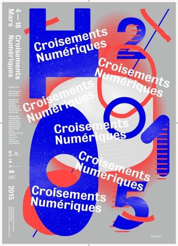 CROISEMENTS NUMÉRIQUES 2015