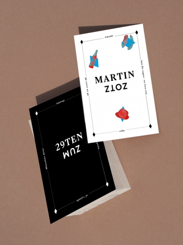 Martin Zotz - A Birthday Card