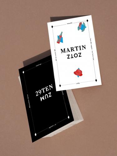 Martin Zotz - A Birthday Card