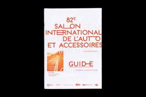 Le Guide – Salon International de l'Automobile