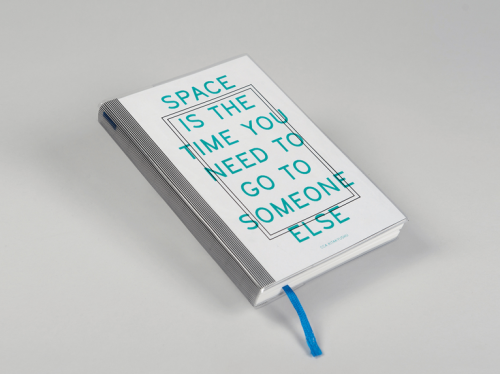 Space is The Time You Need to Go to Someone Else