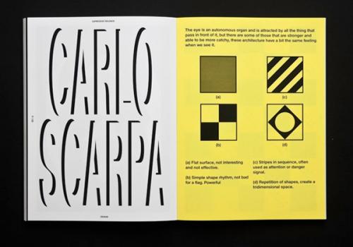 Manifesto Carlo Scarpa