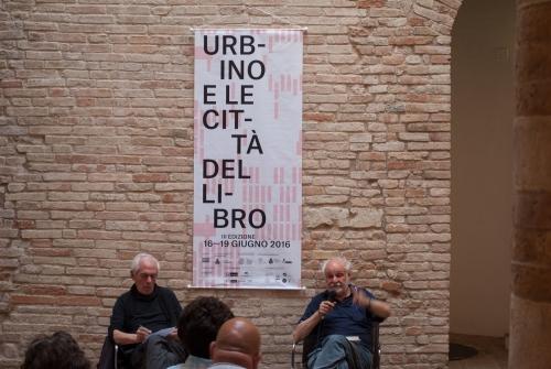 Urbino e le Città del Libro / with Michela Zoppi