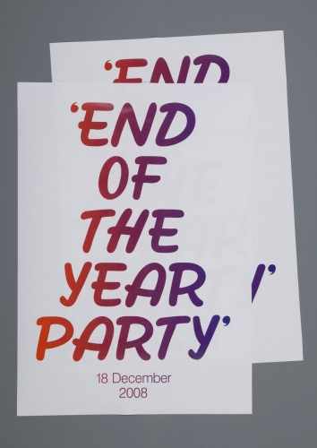 End of the Year Party