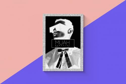 MUAH Magazine A/W 2013