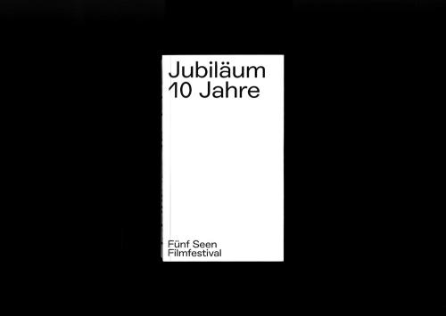 Anniversary 10 Years Fünf Seen Filmfestival