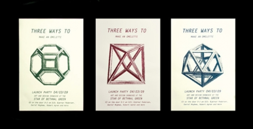 Three ways to design