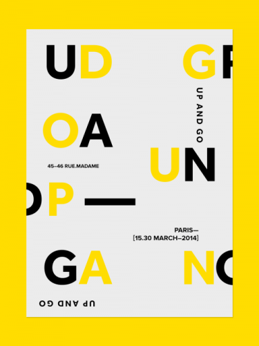 Up and Go—Posters