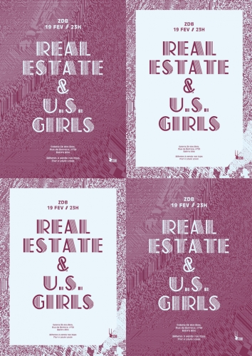 Raquel Pinto × Graphic Designer ZDB: Real Estate &
