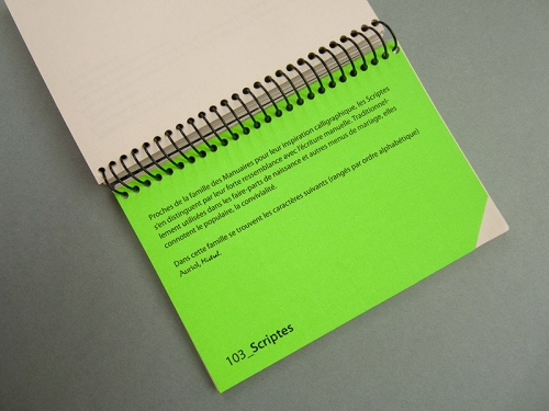 Lexique typographique