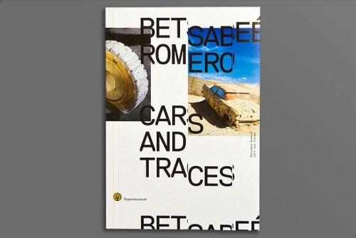 BETSABEÉ ROMERO, CARS & TRACES