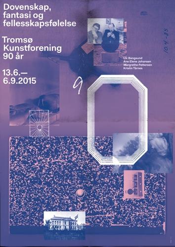 printed matter for tromsø kunstforening norway
