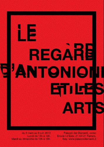 Le regard d'Antonioni et les arts