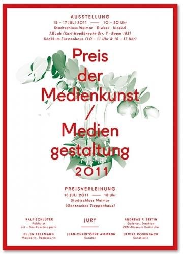 PREIS DER MEDIENKUNST/MEDIENGESTALTUNG