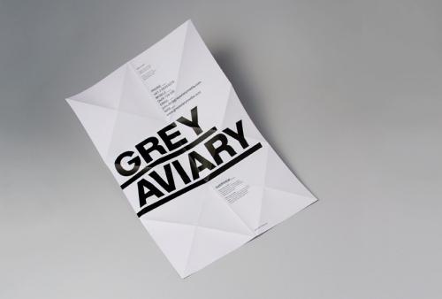 GREY AVIARY