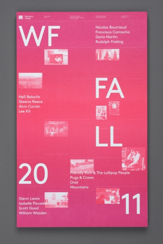 Western Front Fall Calendar 2011