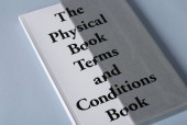 The Physical Book Terms and Conditions Book