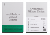 Architecture Without Content