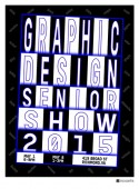 VCU Graphic Design Senior Show