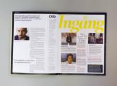 Expo magazine redesign