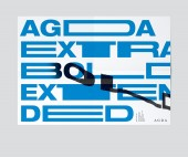 Agda Extra Bold Extended