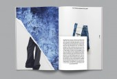 Acne Studios Promotional Book