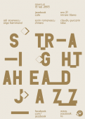 STRAIGHT AHEAD JAZZ