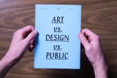Art. vs. Design vs. Public