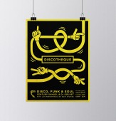 DISCOTHEQUE Poster