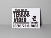 (THIS IS NOT) A TERROR VIDEO