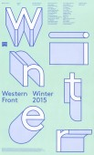 Western Front 14/15, Print