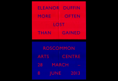 Eleanor Duffin, More Often Lost Than Gained