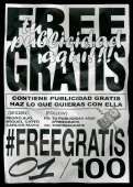 #FREEGRATIS / with Pedro Ajo and Miguel Catto