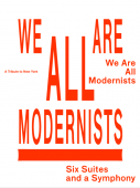 We are all modernists